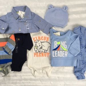 Baby Gap+Disney Dumbo Collection Ring Leader